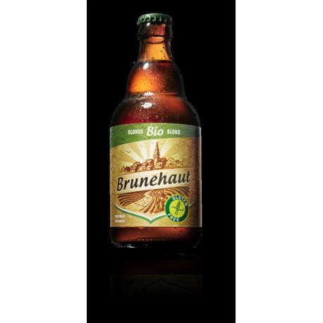 Brunehaut Blonde - Bière sans gluten 33cl