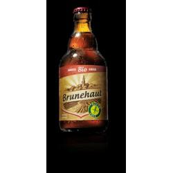 Brunehaut Ambrée - Bière sans gluten 33cl